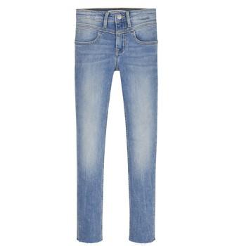 Ruhák Lány Skinny farmerek Calvin Klein Jeans SOLILA Kék
