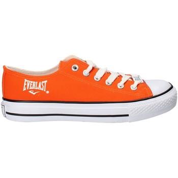Cipők Női Rövid szárú edzőcipők Everlast EV-202 Narancssárga