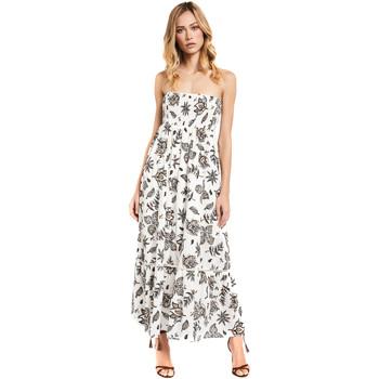 Ruhák Női Hosszú ruhák Gaudi 011FD15004 Fehér