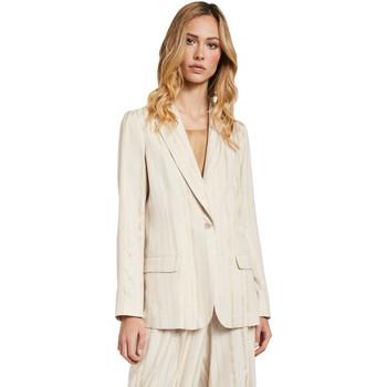 Ruhák Női Kabátok / Blézerek Gaudi 011FD35011 Bézs