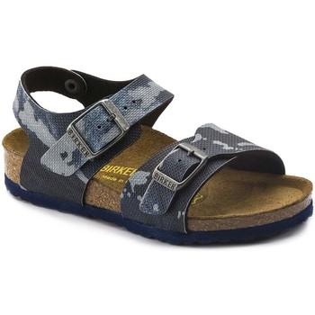 Cipők Fiú Szandálok / Saruk Birkenstock 1004917 Kék