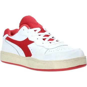 Cipők Férfi Rövid szárú edzőcipők Diadora 501175757 Piros