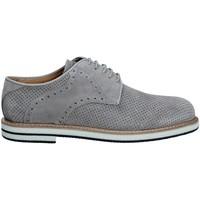Cipők Férfi Oxford cipők Exton 671 Szürke
