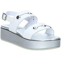 Cipők Női Szandálok / Saruk Susimoda 285625-01 Fehér