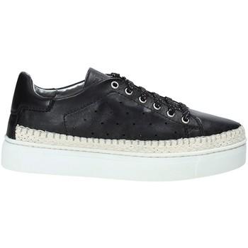 Cipők Női Rövid szárú edzőcipők The Flexx D1029_04 Fekete