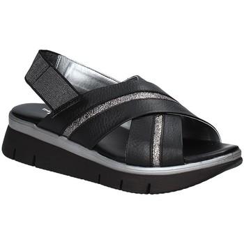 Cipők Női Szandálok / Saruk The Flexx D2016_22 Fekete