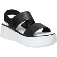Cipők Női Szandálok / Saruk Impronte IL91541A Fekete