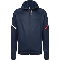 Ruhák Férfi Melegítő kabátok Tommy Hilfiger S20S200337 Kék