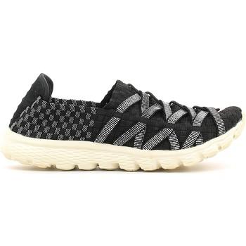 Cipők Női Belebújós cipők Rock Spring 870008 Fekete
