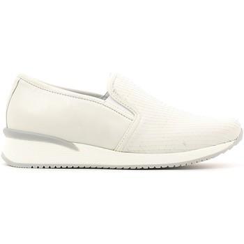 Cipők Női Belebújós cipők Keys 5217 Fehér