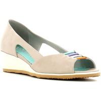 Cipők Női Balerina cipők  Le Cucche 841304 Bézs