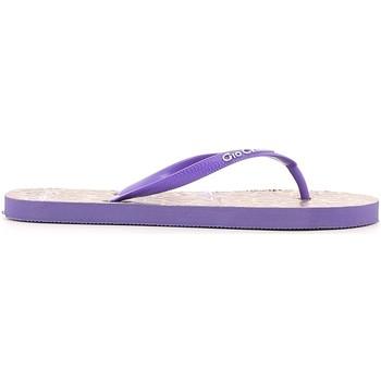 Cipők Női Lábujjközös papucsok Gio Cellini 92 Ibolya