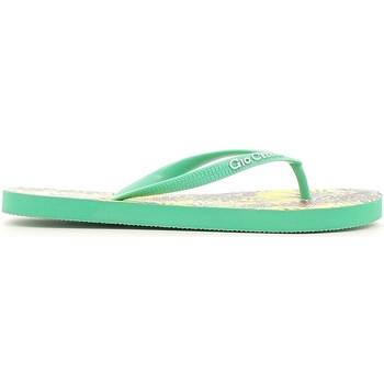 Cipők Női Lábujjközös papucsok Gio Cellini 93 Zöld