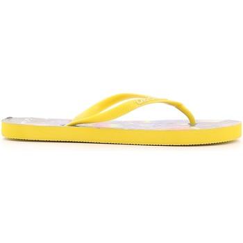 Cipők Női Lábujjközös papucsok Gio Cellini 95 Sárga