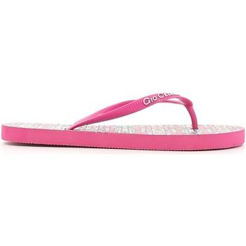 Cipők Női Lábujjközös papucsok Gio Cellini 86 Ibolya