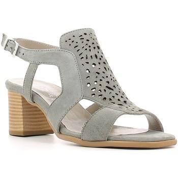 Cipők Női Szandálok / Saruk Keys 5414 Szürke