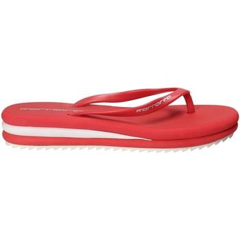 Cipők Női Lábujjközös papucsok Fornarina PEFOP9526WVAA076 Piros