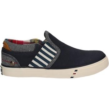 Cipők Gyerek Belebújós cipők Wrangler WJ17103 Kék