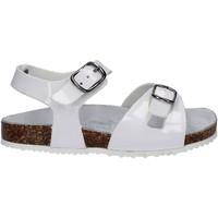 Cipők Lány Szandálok / Saruk Melania ME4070D7E.A Fehér