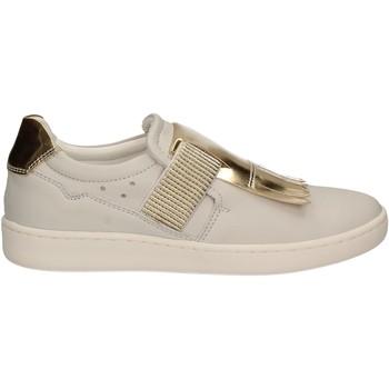 Cipők Női Rövid szárú edzőcipők Keys 5058 Fehér