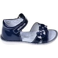 Cipők Lány Szandálok / Saruk Melania ME8028B9E.C Kék