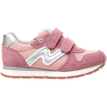 Cipők Gyerek Rövid szárú edzőcipők Naturino 2011110-01-9107 Rózsaszín