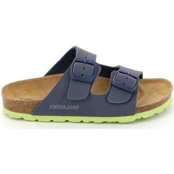 Cipők Gyerek Papucsok Grunland CB1537 Kék