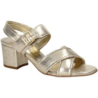 Cipők Női Szandálok / Saruk Keys 5717 Sárga