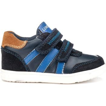 Cipők Gyerek Rövid szárú edzőcipők Lumberjack SB64912 002 M01 Kék