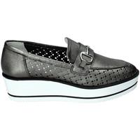 Cipők Női Mokkaszínek IgI&CO 3152366 Fekete