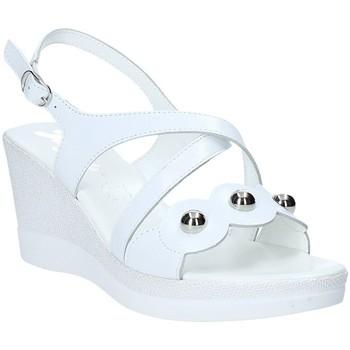 Cipők Női Szandálok / Saruk Susimoda 284695-01 Fehér