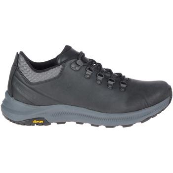 Cipők Férfi Túracipők Merrell J48789 Fekete