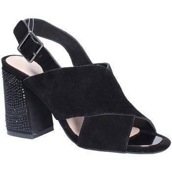 Cipők Női Szandálok / Saruk Alma En Pena V18277 Fekete