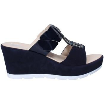 Cipők Női Papucsok Susimoda 163797 Kék