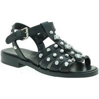 Cipők Női Szandálok / Saruk Mally 6134 Fekete