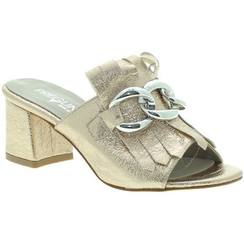 Cipők Női Gyékény talpú cipők Pregunta IAB492441-R Arany