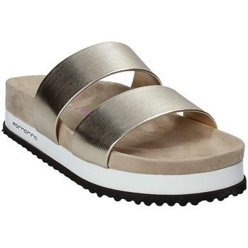 Cipők Női Papucsok Fornarina PE18SA2913 Sárga