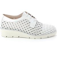Cipők Női Oxford cipők Grunland SC4494 Fehér
