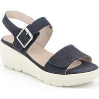 Cipők Női Szandálok / Saruk Grunland SA1881 Kék