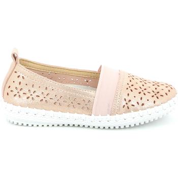 Cipők Lány Balerina cipők  Grunland SC4426 Rózsaszín