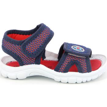 Cipők Gyerek Szandálok / Saruk Grunland PS0016 Kék