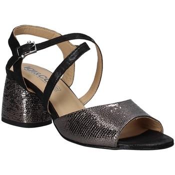 Cipők Női Szandálok / Saruk IgI&CO 3186200 Fekete