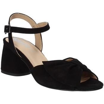 Cipők Női Szandálok / Saruk IgI&CO 3186533 Fekete