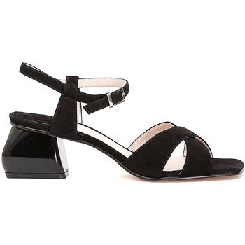 Cipők Női Szandálok / Saruk Café Noir ME571 Fekete