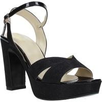 Cipők Női Szandálok / Saruk Grace Shoes JN 103 Fekete