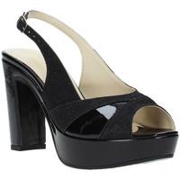 Cipők Női Szandálok / Saruk Grace Shoes JN 093 Fekete