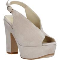 Cipők Női Szandálok / Saruk Grace Shoes TQ 107 Bézs