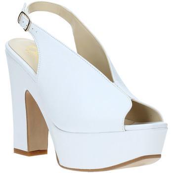 Cipők Női Szandálok / Saruk Grace Shoes TQ 107 Fehér