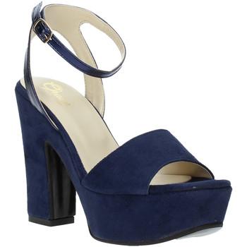 Cipők Női Szandálok / Saruk Grace Shoes TQ 106 Kék