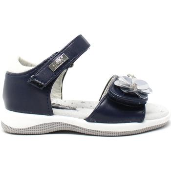 Cipők Lány Szandálok / Saruk Miss Sixty S19-SMS570 Kék